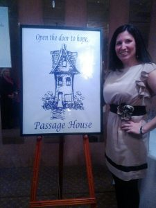 Passage House Donor Award 9