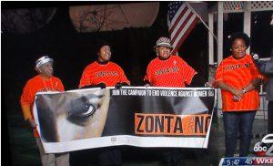 Zonta Says No WKBW 001