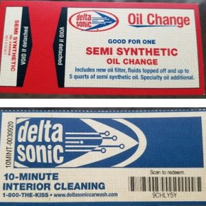 Delta Sonic Cleaning