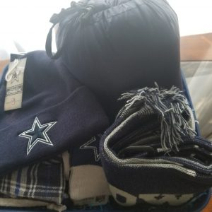 Dallas Cowboys gift set