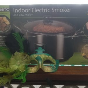 Indoor Electric Smoker