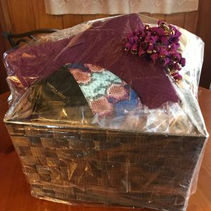 Ladies – Just for your Comfort Basket